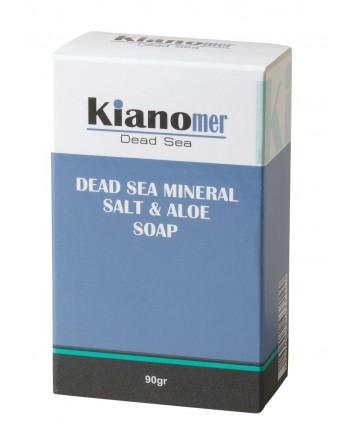Dead Sea Mineral Salt & Aloe Soap
